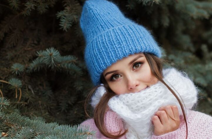 Different types of beanies for petite teens