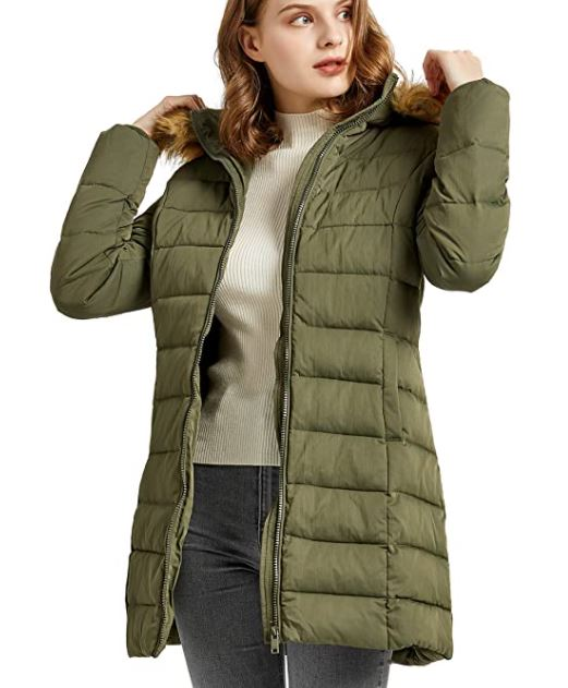 different types of jackets: Puffer Jacket
