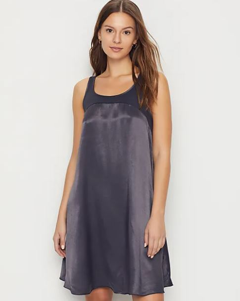 lingerie for petite women: nightgown