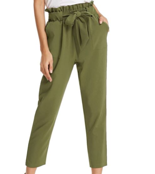 petite teen: Go for well-fitted trousers