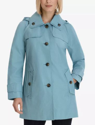 petite winter coats: Stroller or Single Breasted Winter Coat